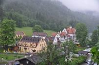 Little village down below