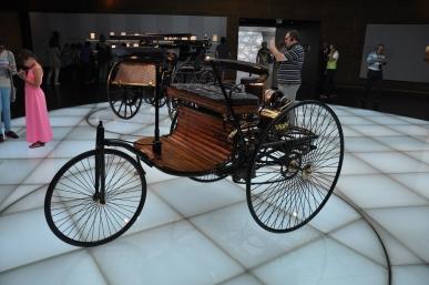 First Mercedes