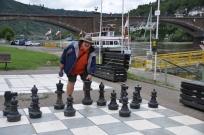 Al makes his move