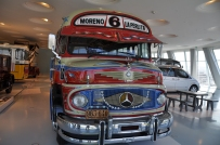 Bus used in Buenos Aires, Mercedes