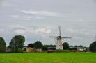 Netherlands windmill